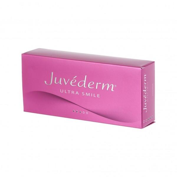 Juvederm Ultra Smile Hyaluron Filler ++ Fertigspritzen