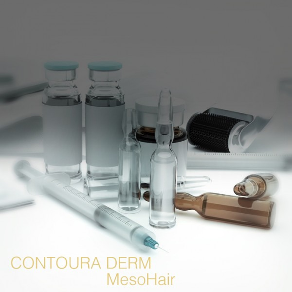 Premium Contoura Derm MesoHair Suspension, 5ml