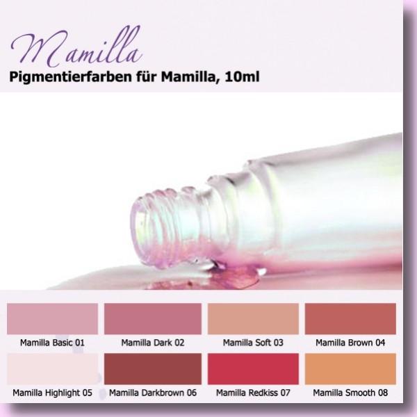 Mamilla Premium Cover Pigment Colours