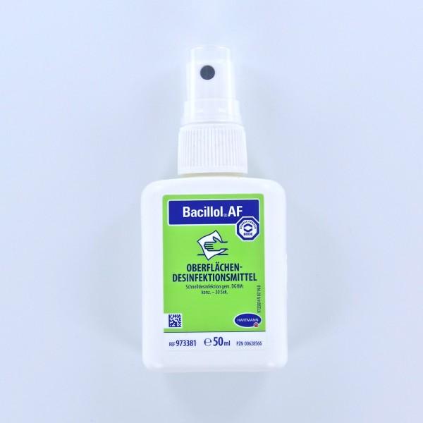 Surface disinfectant, 50ml Bacillol AF