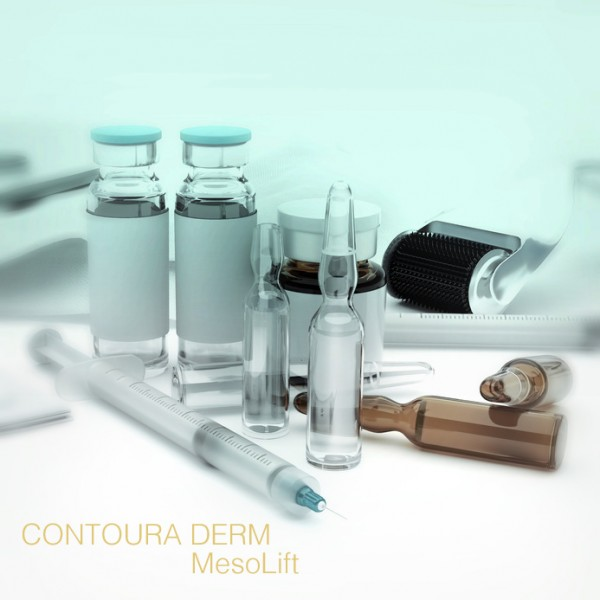 Premium Contoura Derm MesoLift Suspension, 5ml