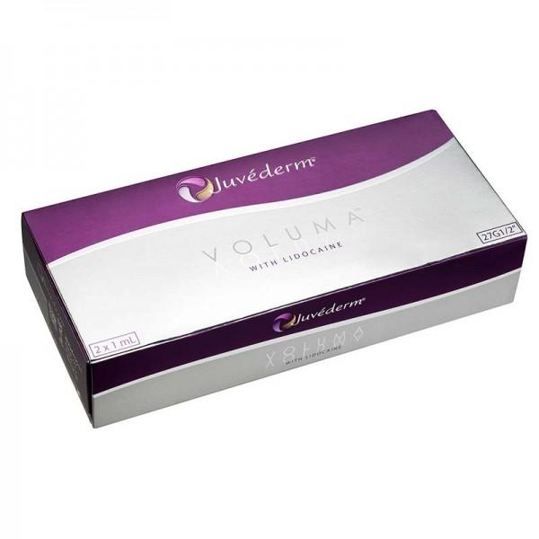 Juvederm Voluma Lidocain Hyaluron Filler ++(+) Fertigspritzen