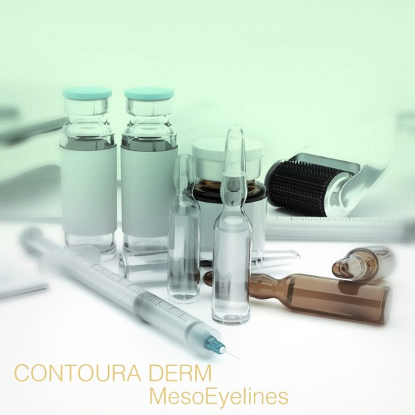 Premium Contoura Derm MesoEyelines Suspension, 5ml