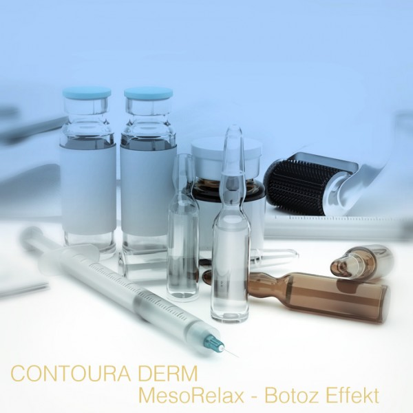 Premium Contoura Derm MesoRelax Botoz Effekt Suspension, 5ml