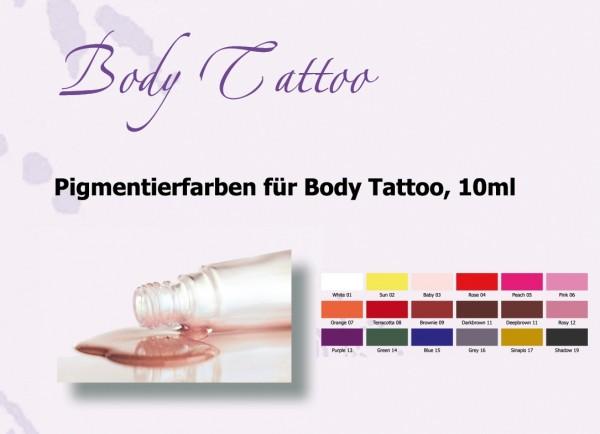 Beauty Tattoo & Bodyfarben True Shining Color